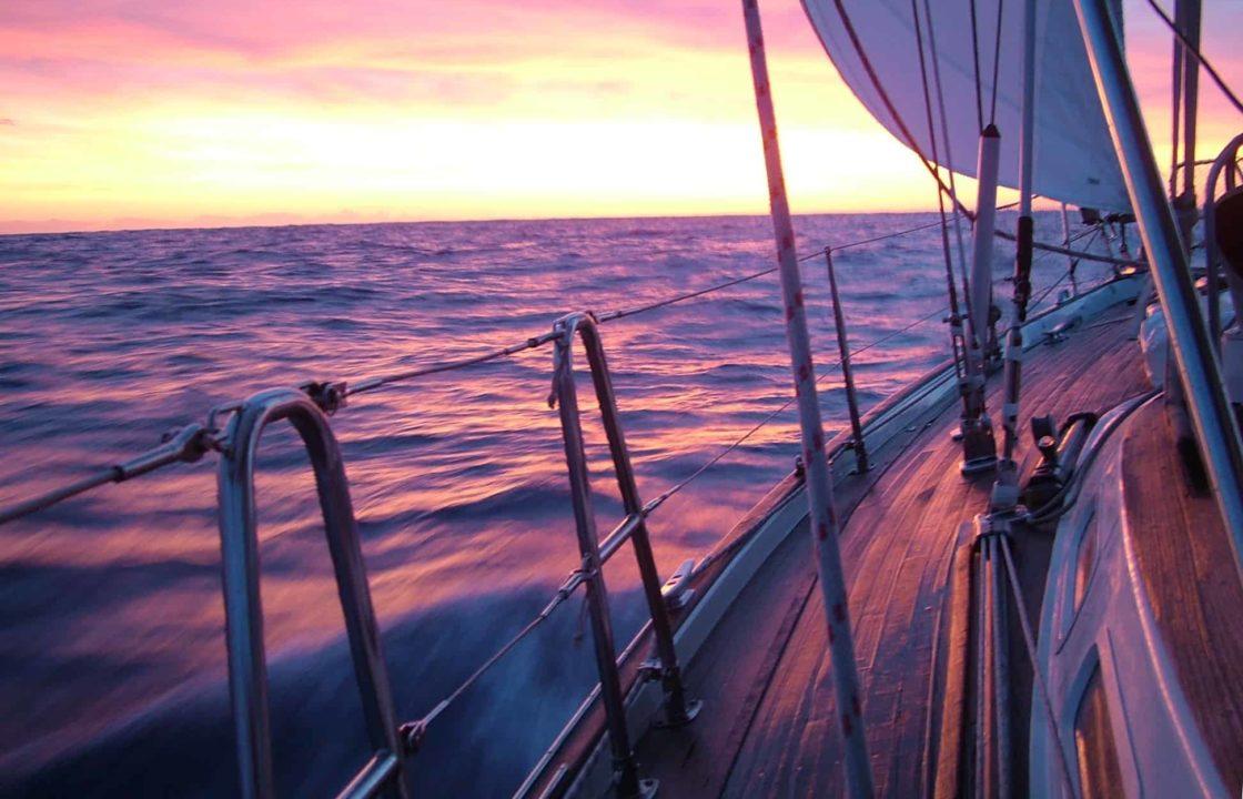 YachtDeliveryContest–AntiguatoPlymouth