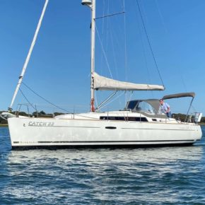YachtDeliveryDavidHicken–Beneteau–LymingtontoPlymouth
