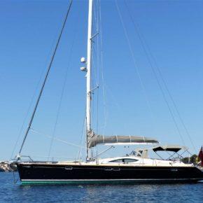 YachtDeliveryTomGibbon–JeanneauDS–ValenciatoFalmouth