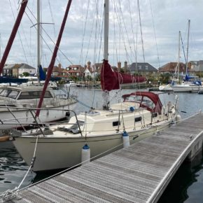 YachtDeliveryPhilRowcliffe–Victoria–ItchenortoEastbourne
