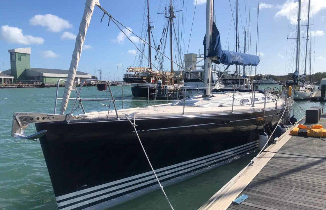 YachtDeliveryTrisSimmonds–X YachtsX–GosporttoGranCanaria
