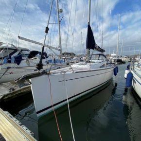 YachtDeliveryElliotWishlade–GrandSoleil–PortsmouthtoGreenock