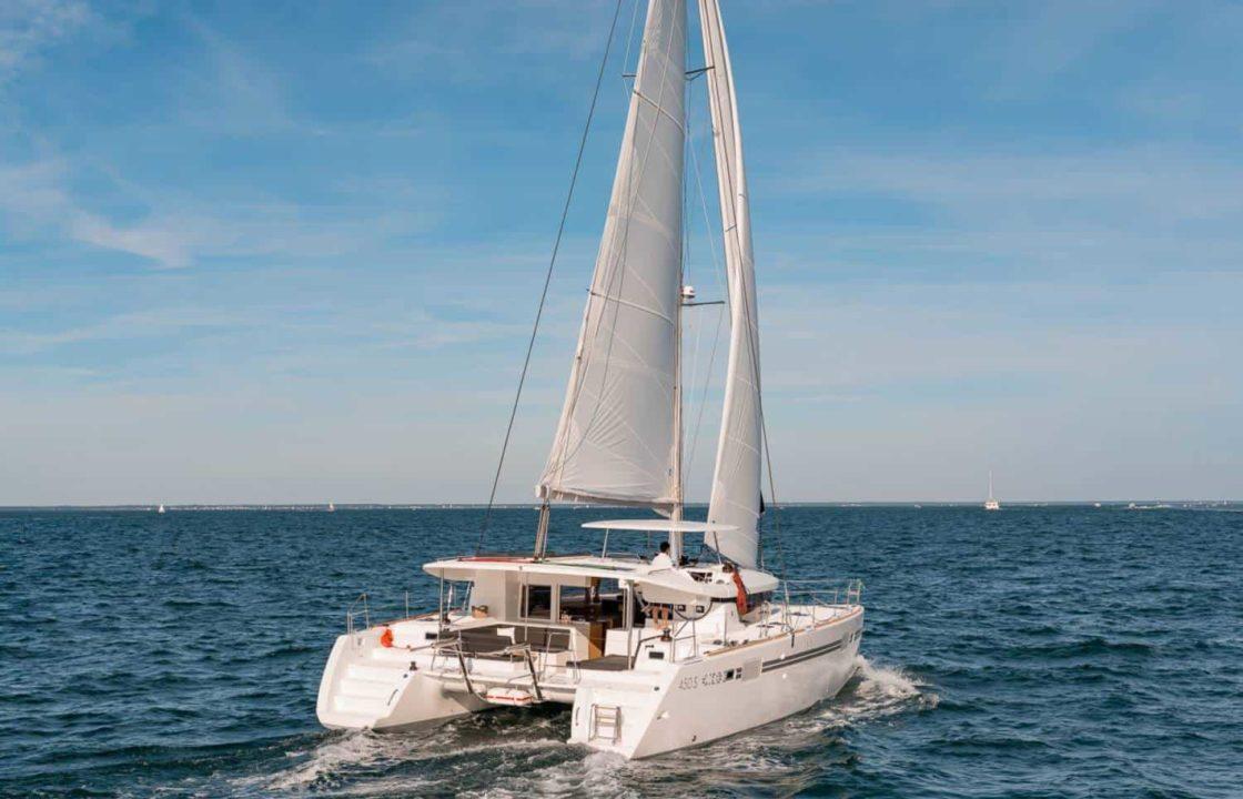 Yacht DeliveryDanVarisco–Lagoon–LisbontoTurksandCaicos