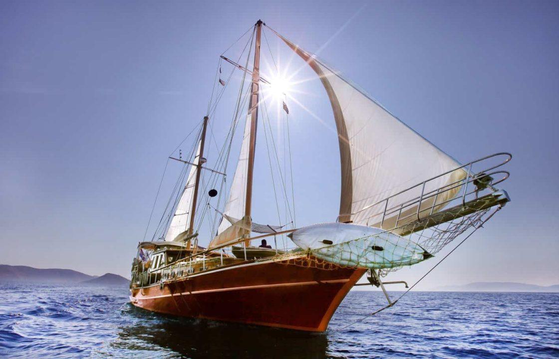 Turkish Gullet Marmaris to Cyprus to Rhodes