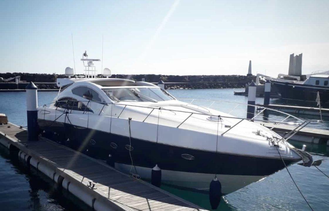 Sunseeker Predator  Gibraltar to Lanzarote