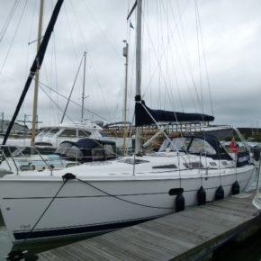 YachtDeliveryGerryGood–HunterLegend–SouthamptontoLaRocheBernard