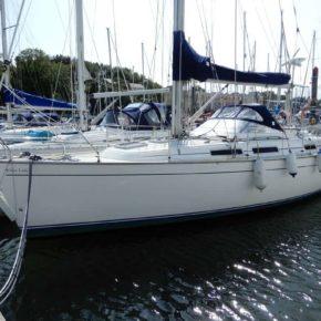 YachtDeliveryJohnCooper–Moody–PlymouthtoGosport