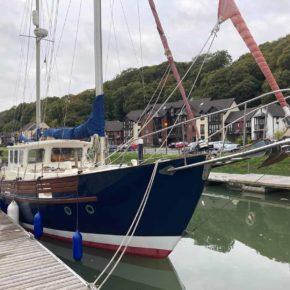 YachtDeliveryAndrewWilmott–Fisher–PlymouthtoNeyland