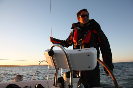 Yacht delivery skipper