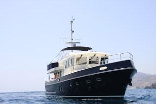 Privateer  Falmouth to Palma