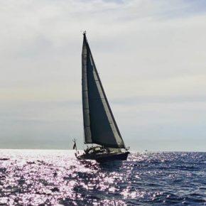 YachtDeliveryEdBurke–Rustler–DeniatoFalmouth