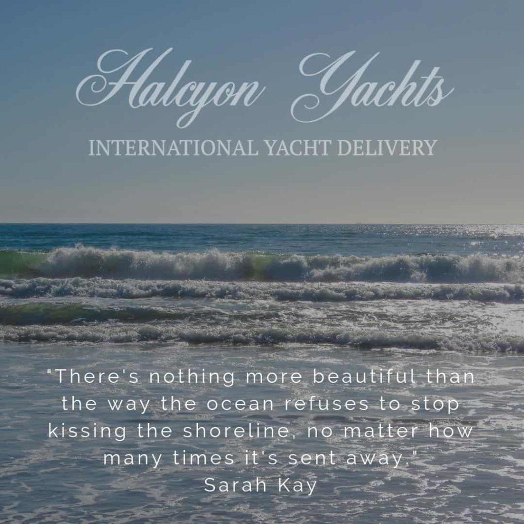 Sarah Kay Top Ten Quotes about the Sea