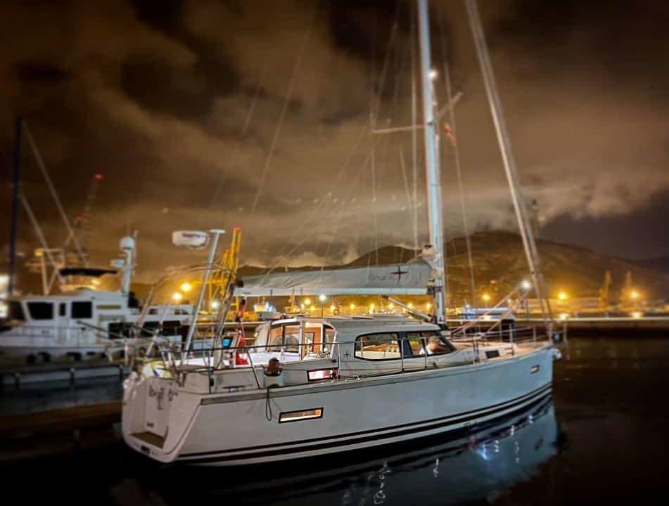 YachtDeliveryPaulSmith–SiriusDS–PalmatoPlymouth