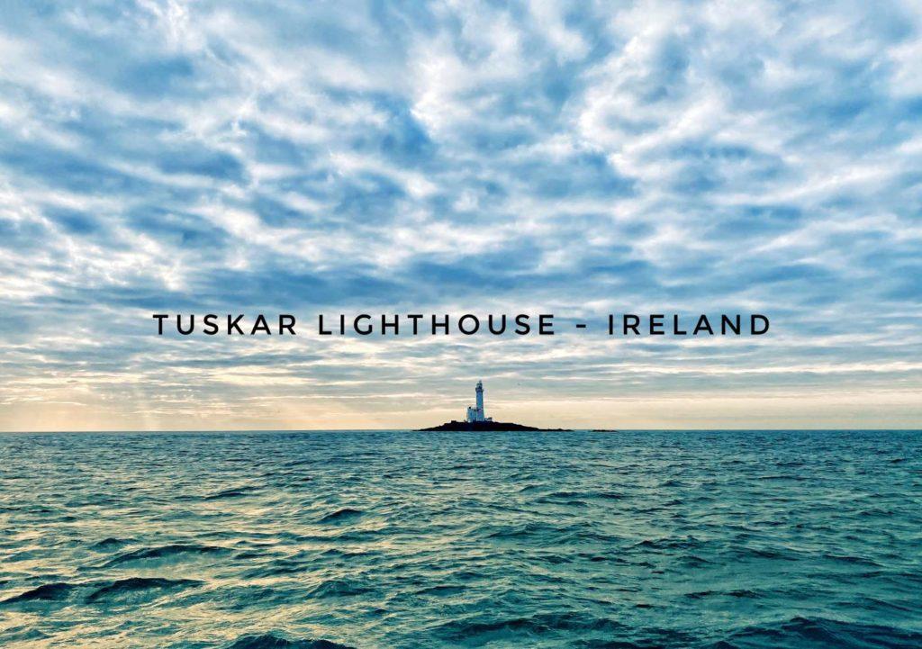 Tuskar Lighthouse Ireland.