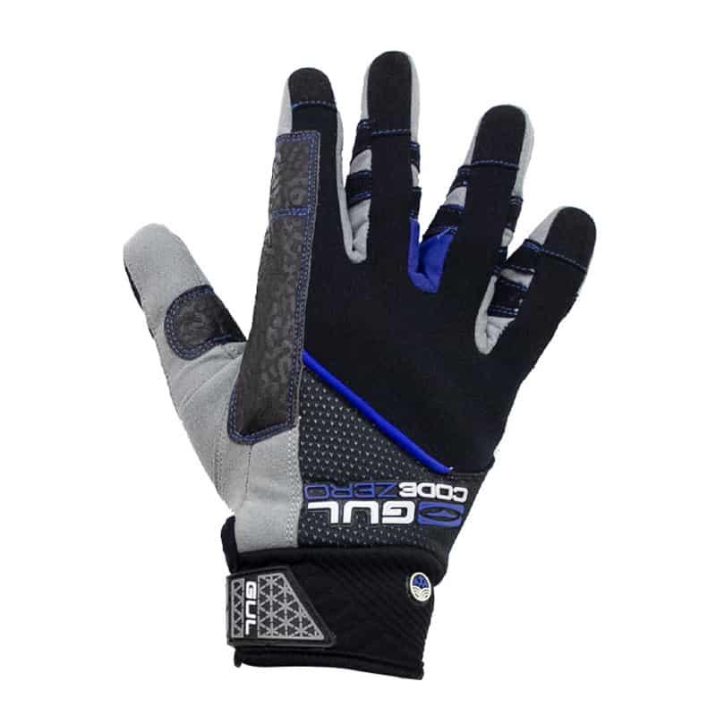 Stock photo of a Gul winter neoprene glove.