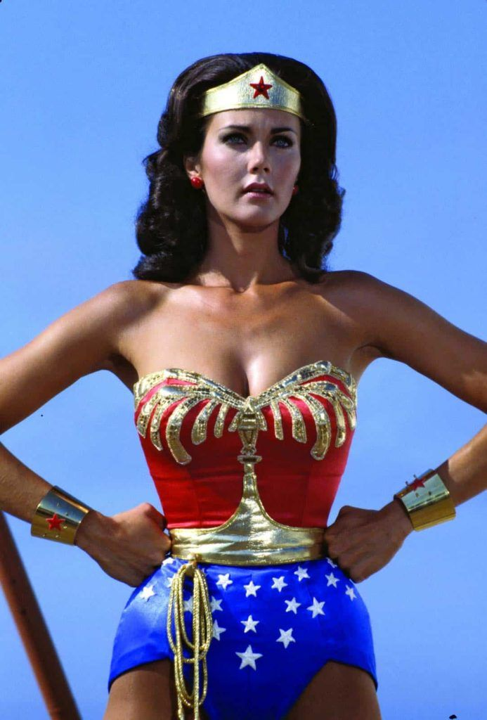 An image of the original Wonder Woman