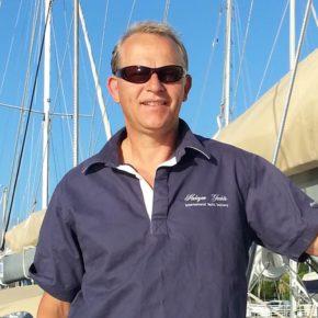 Yacht Delivery Skipper Mark Blakey