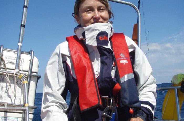 Yacht Delivery Crew – Emma Morgan